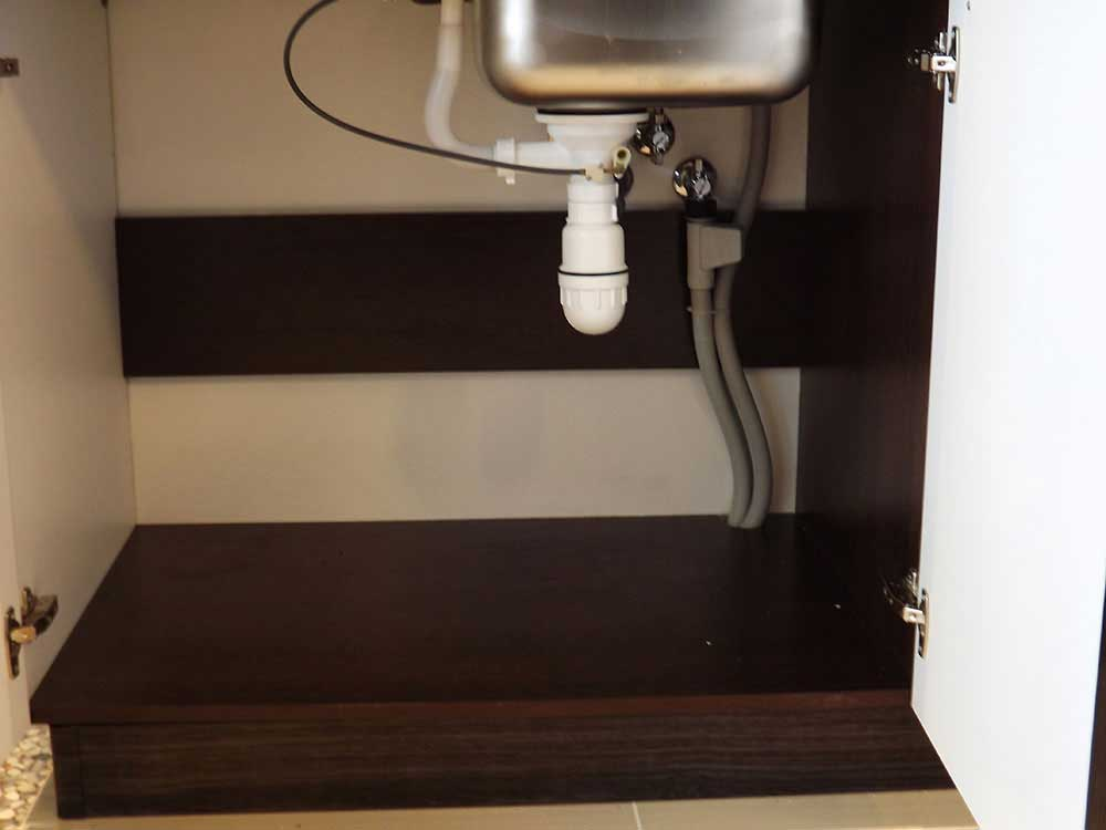 Подсоединение кухонной мойки и посудомоечной машины