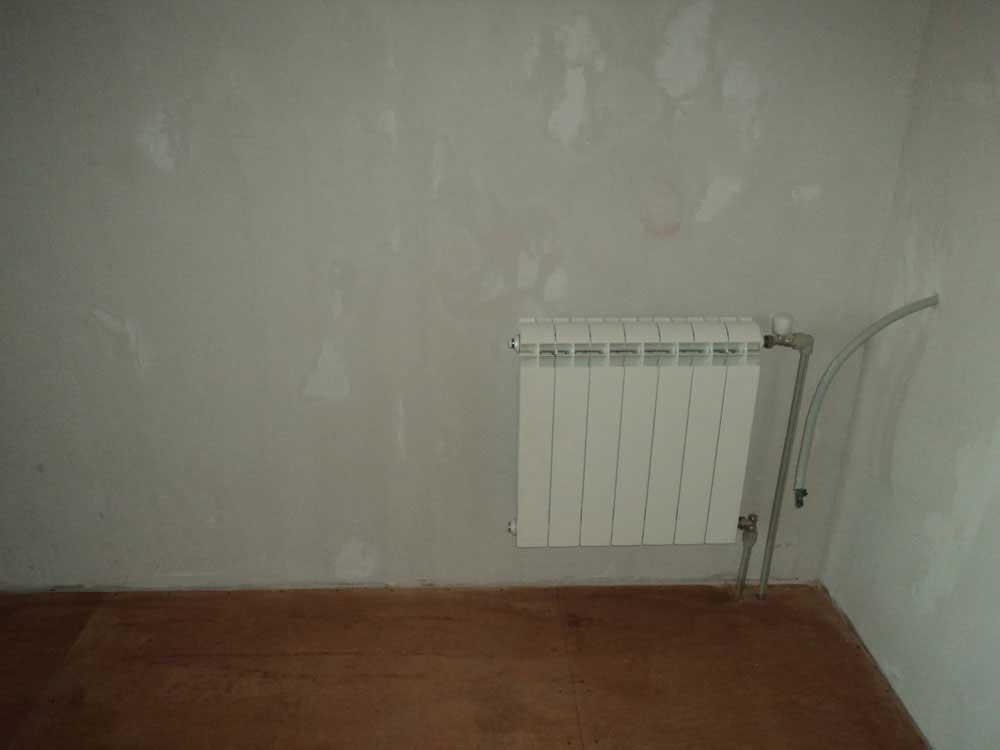 Отопление 2-го этажа