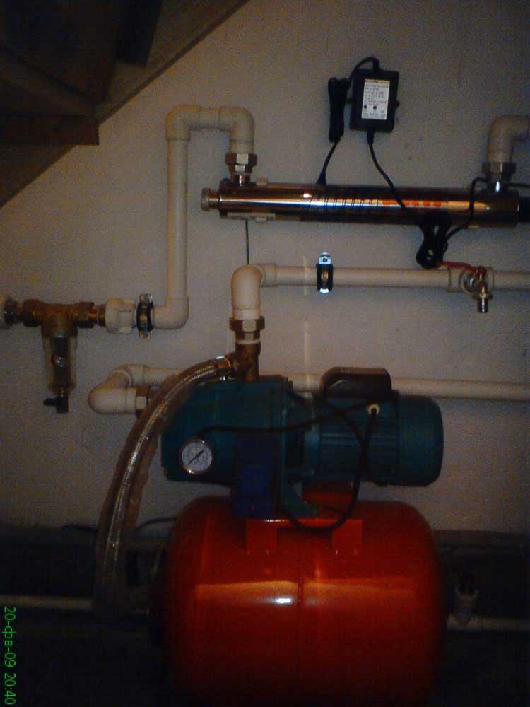 Станция водоочистки